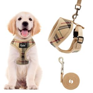 Soft Mesh Dog Harness Pet Puppy